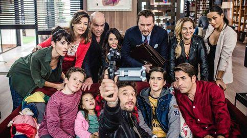 TVE estrena 'iFamily' el martes contra 'Got Talent'