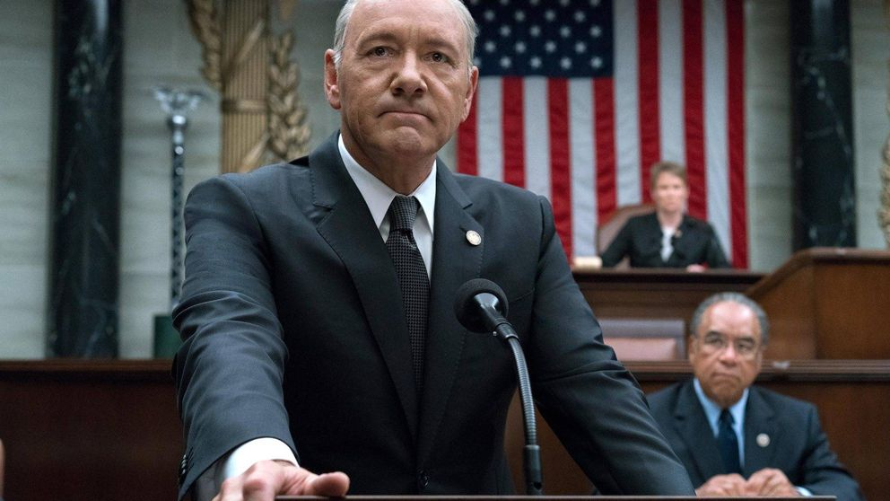 'House of Cards': Netflix despide a Kevin Spacey
