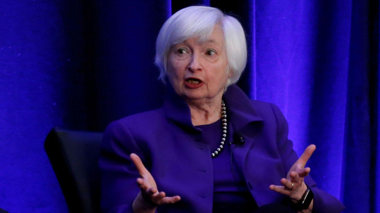 La secretaria del Tesoro de EEUU, Janet Yellen. (Reuters)