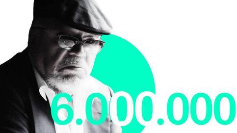 La tarifa de Villarejo: seis millones por un éxito total al parar la extradición