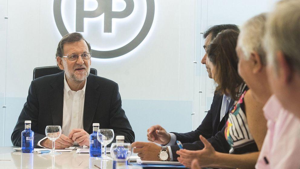 Rajoy seguirá el cortejo a Rivera con la propuesta de un pacto de gobierno