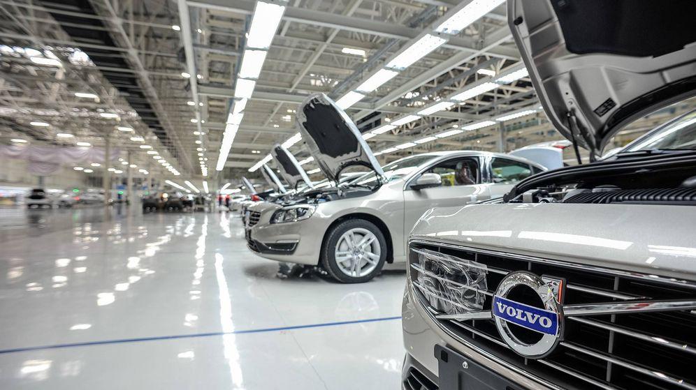 Foto: A las dos plantas europeas y las tres chinas de Volvo se unirá pronto una en Estados Unidos.