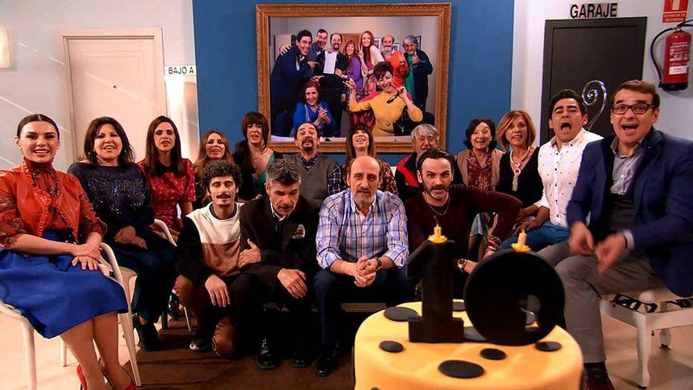 Foto: 'La que se avecina', una de las grandes bazas de Telecinco.