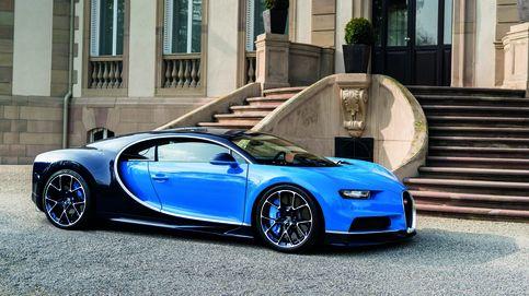 Bugatti entregó 70 unidades en 2017 del Chiron, un coche de 2,5 millones de euros