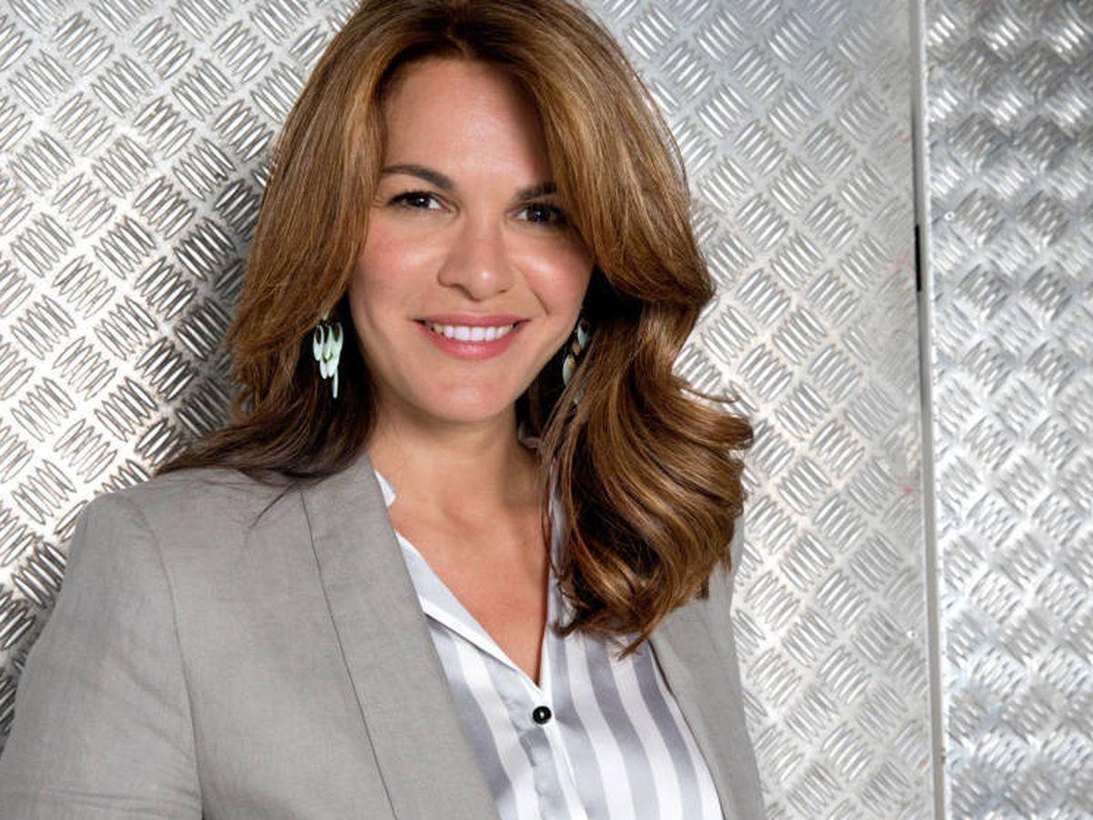 Foto: Fabiola Martínez. (Foto: Olga Moreno)