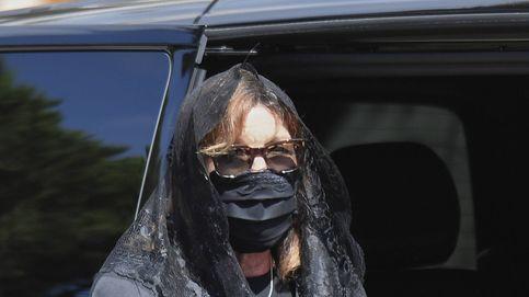 Carolina de Mónaco reaparece en el funeral de su prima tras seis meses de ausencia