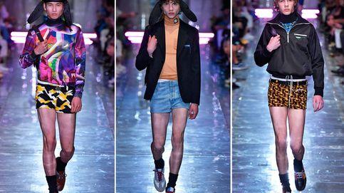Las 'minifaldas para hombres', de moda: ¿cuál es el problema?