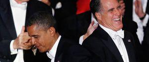 Obama 'vende' unos brotes verdes que Romney ve amarillos