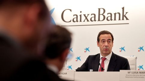 Gortázar (CaixaBank) ganó 3,54 millones en 2018 por el cumplimiento de objetivos
