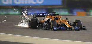Post de Fórmula 1: pole de Hamilton y una avería del McLaren deja a Carlos Sainz 15º en Baréin