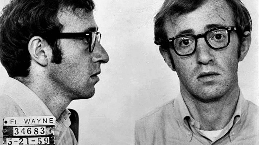 Foto: Woody Allen en un fotograma de 'Toma el dinero y corre' (1969).