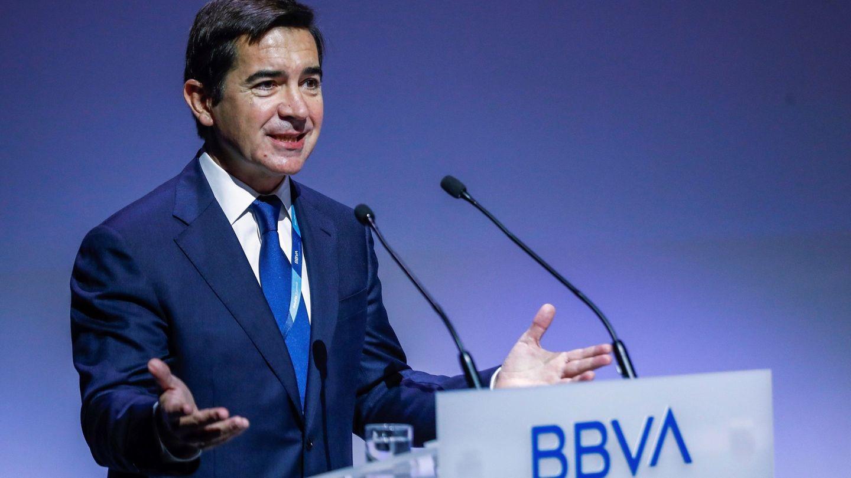 El presidente de BBVA, Carlos Torres. (EFE)