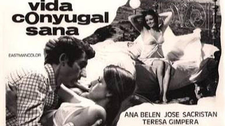 Cartel de la película 'Vida conyugal sana'.