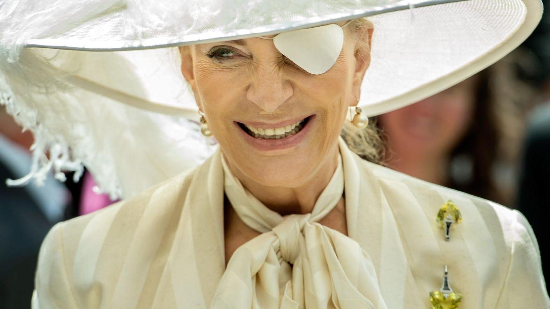 La princesa Michael de Kent, la prima de Isabel II infectada de coronavirus a la que persigue la polémica