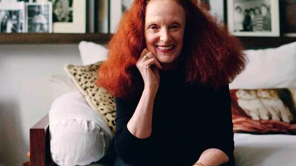 Foto: Grace Coddington. (Birkenstock)