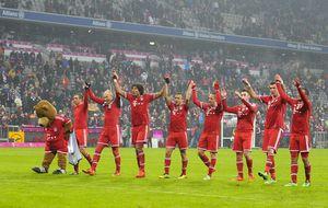 La Liga no llena sus estadios y el Bayern pelea contra el 'overbooking'