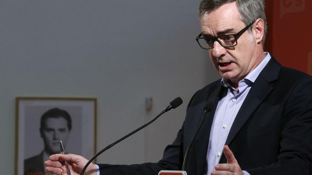 Ciudadanos acusa al PP y al PSOE de haber perdido un mes sin iniciar una negociación
