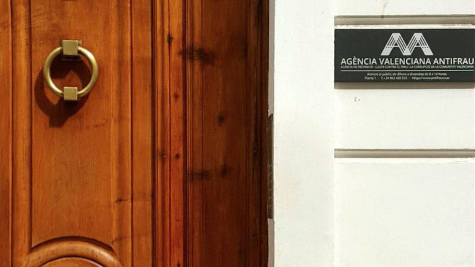 Foto: Sede de la Agencia Valenciana Antifraude.