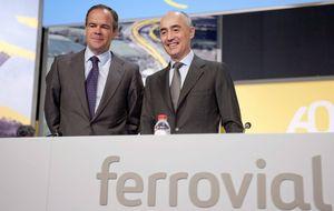 Ferrovial ejecutará el aumento de capital liberado el próximo día 26