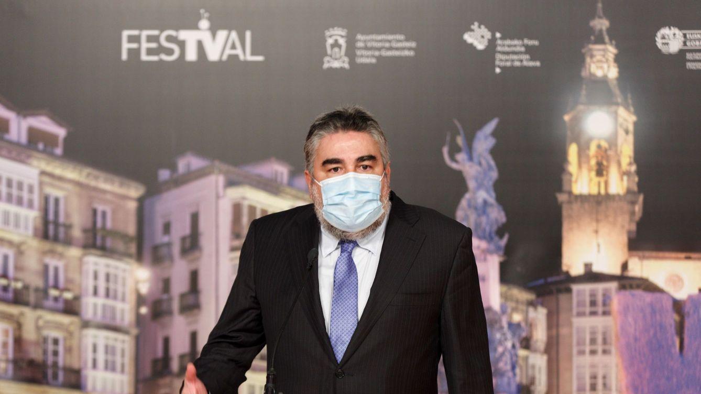 Foto: El ministro de Cultura y Deportes, José Manuel Rodríguez Uribes. (EFE)