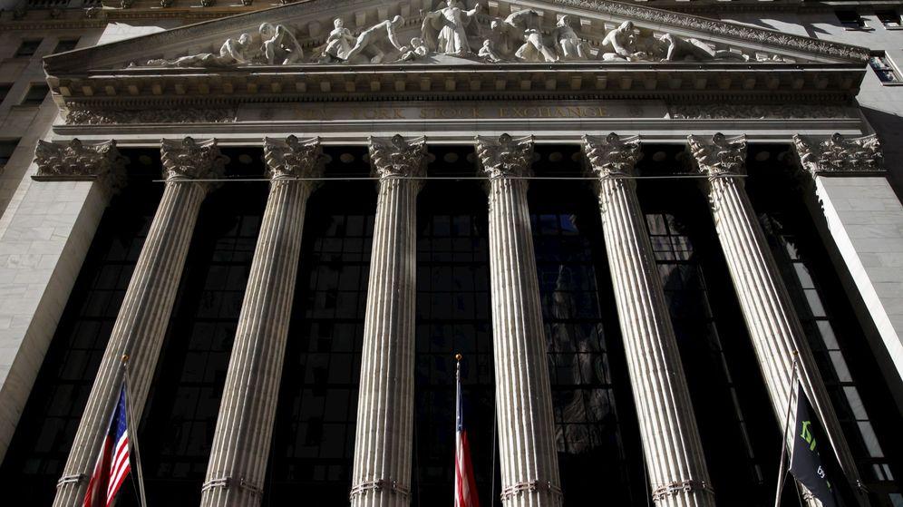 Foto: Edificio de la Bolsa de Nueva York (Reuters)