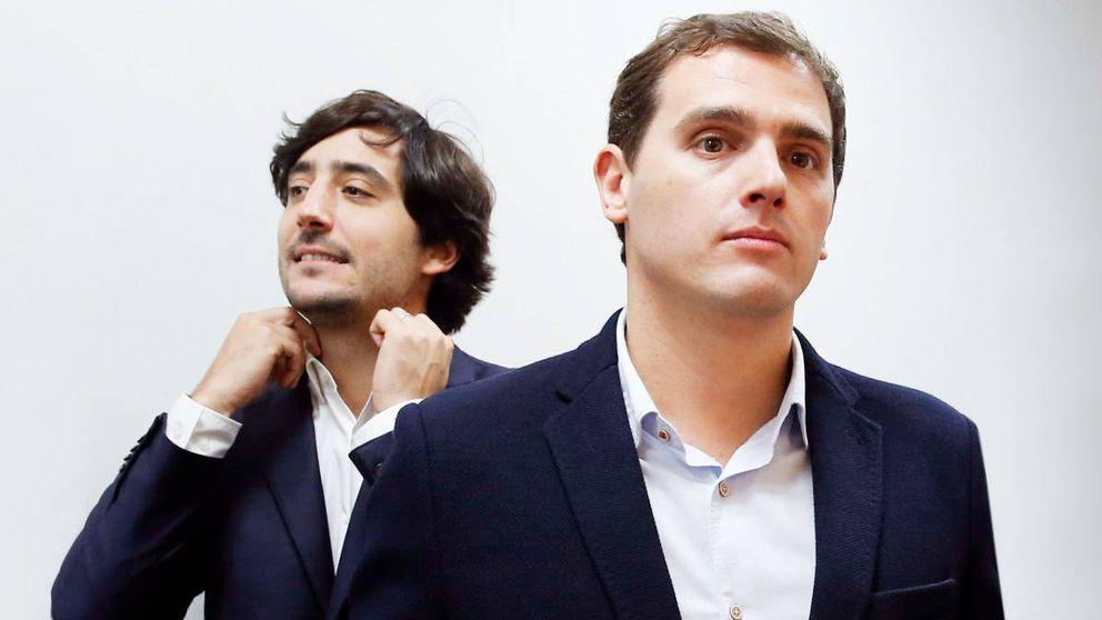 Toni Roldán, Ciudadanos y la tercera España