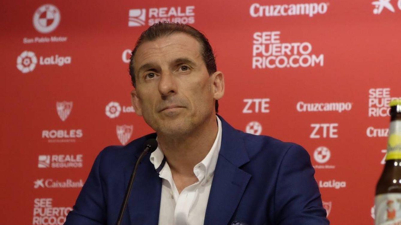 Óscar Arias, el hombre que hereda la chistera del mago Monchi