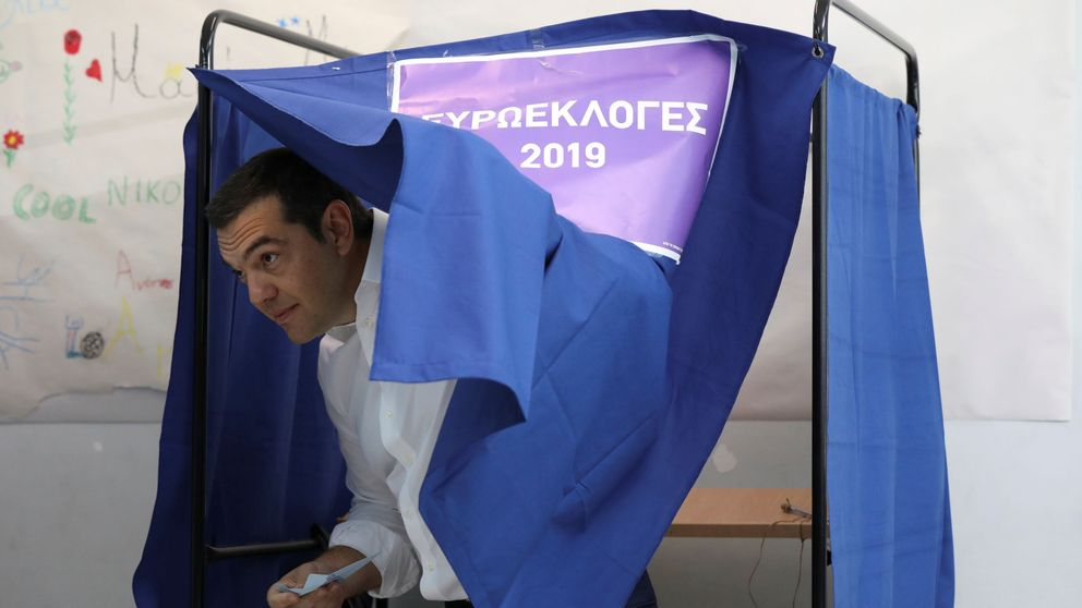 Tsipras convoca elecciones anticipadas en Grecia tras salir derrotado de las Europeas
