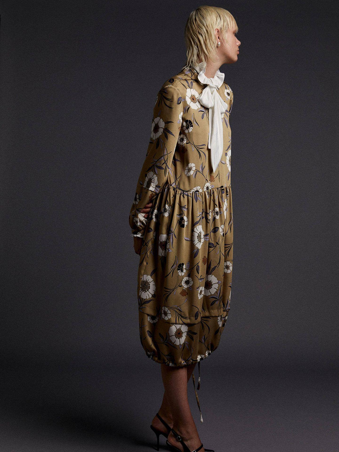 El vestido de Sfera. (Cortesía)