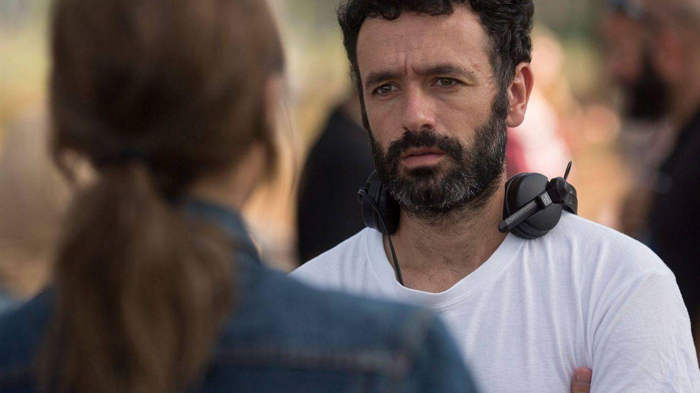 Foto: Rodrigo Sorogoyen durante el rodaje de 'Madre'. (Wanda)