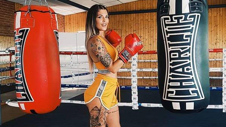 Nuria Martínez, concursante de 'GH VIP 7'. (Instagram)