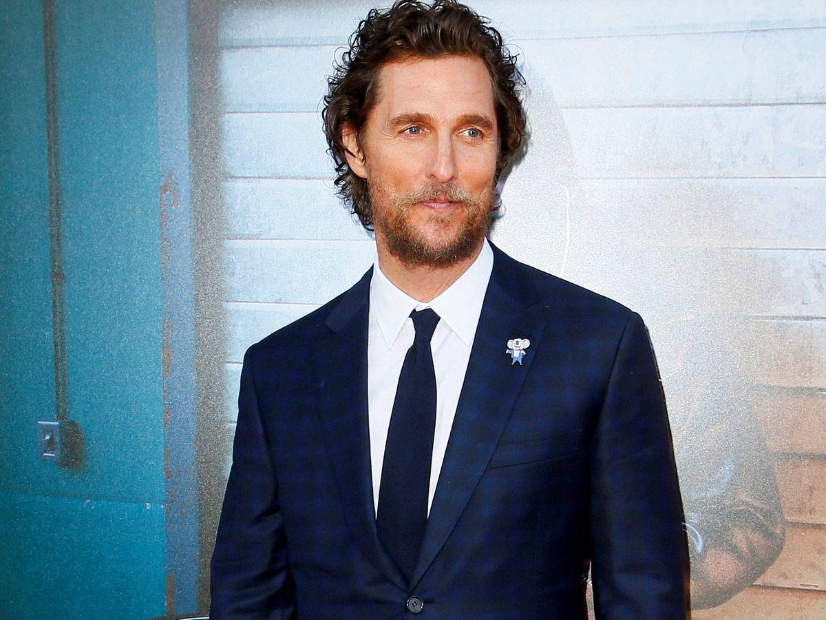 Foto:  Matthew McConaughey. (Reuters)