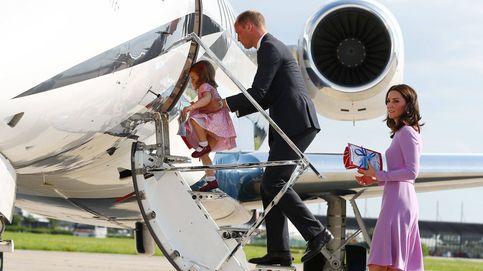 El nuevo zasca de Kate y Guillermo a Meghan y Harry: vuelan en low cost
