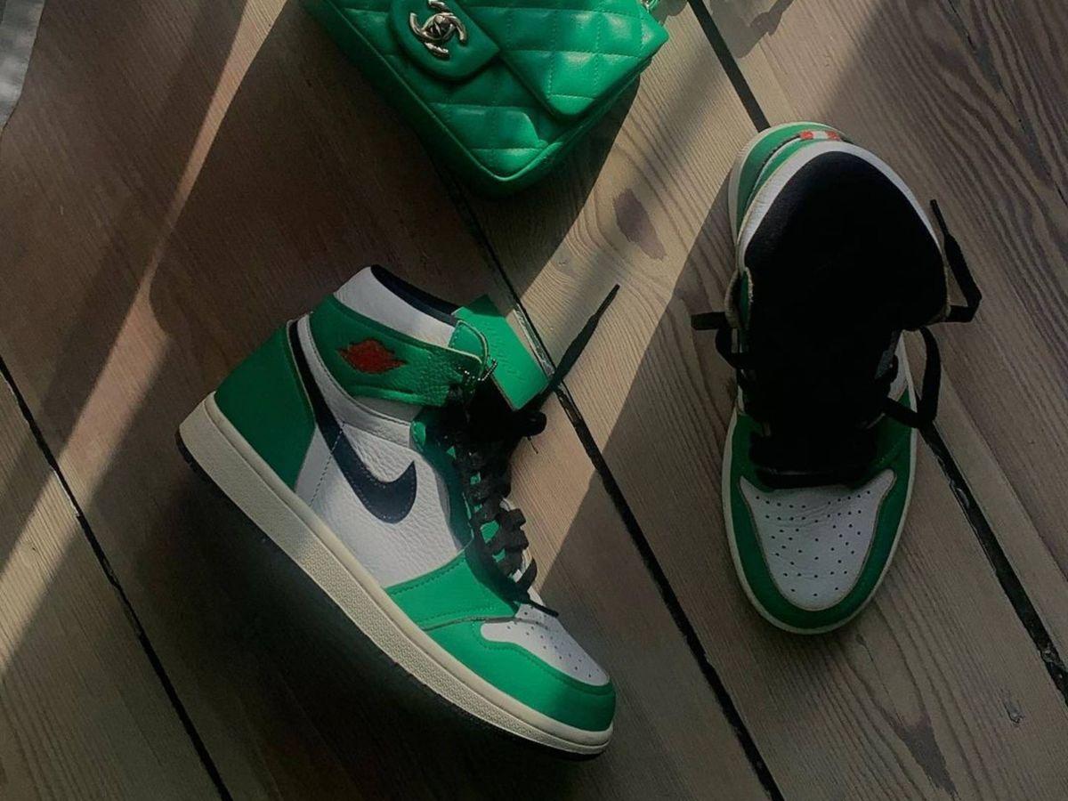 Foto: Las zapatillas más vendidas de Nike. (Instagram @leoniehanne)