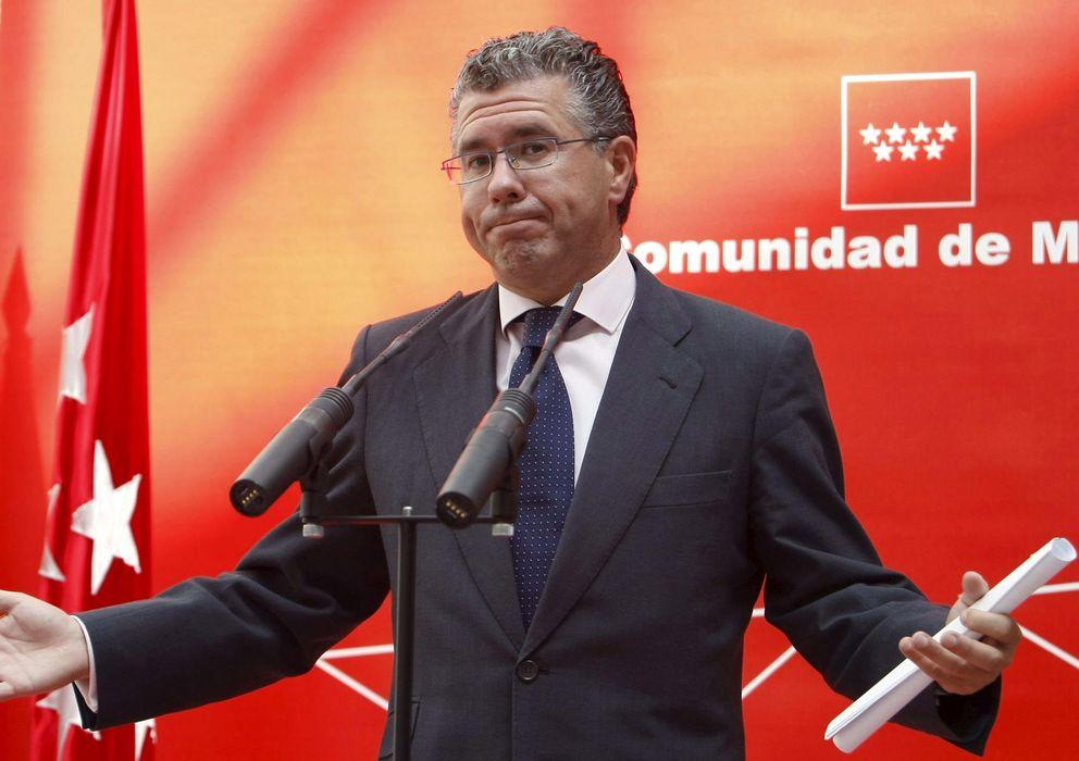 Foto: El exsenador y exdiputado Francisco Granados. (Efe)