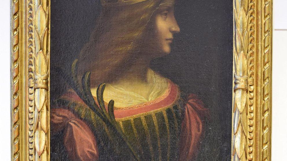 Italia rescata un cuadro de Leonardo de un banco suizo