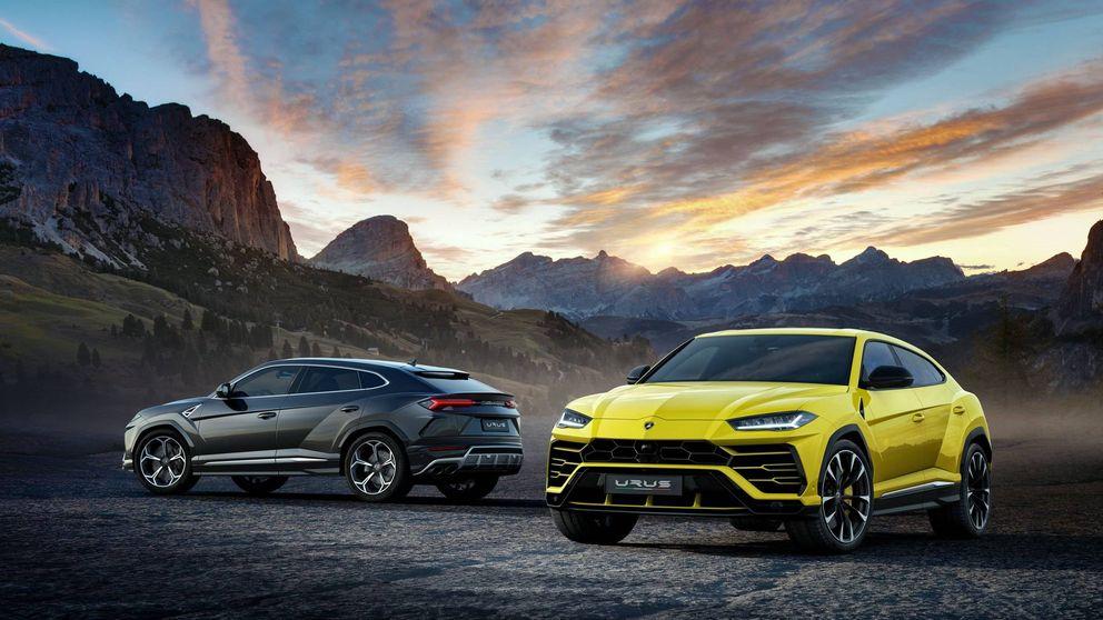 Lamborghini Urus, el todocamino más  radical
