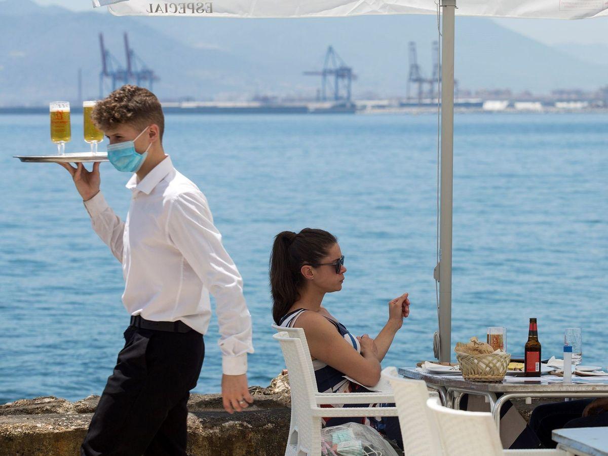 Foto: Málaga en fase 1 de la desescalada