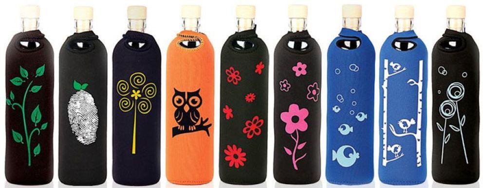 Flaska, la botella de cristal que cuida de tu salud y del medio ambiente