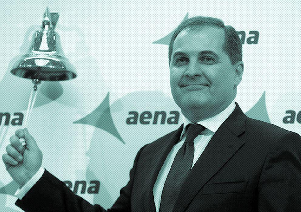 Foto: El presidente de Aena, José Manuel Vargas.