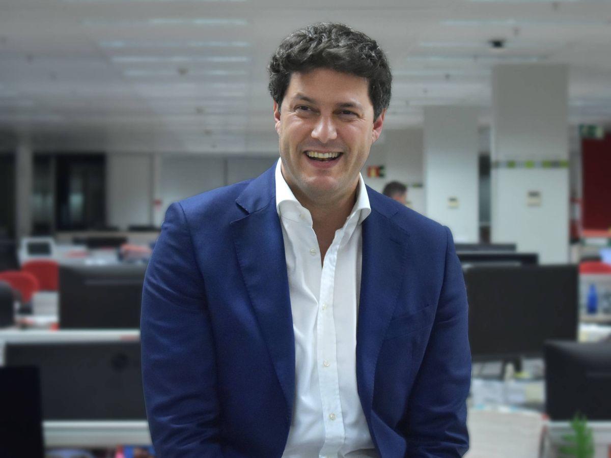 Foto: Ricardo Álvarez, director general para España de DIA.