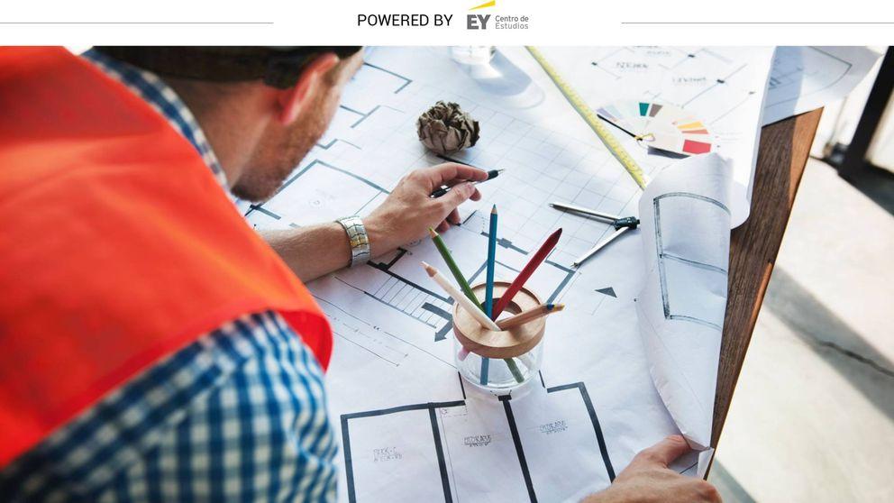 El sector de la construcción, a la cola en transformación digital