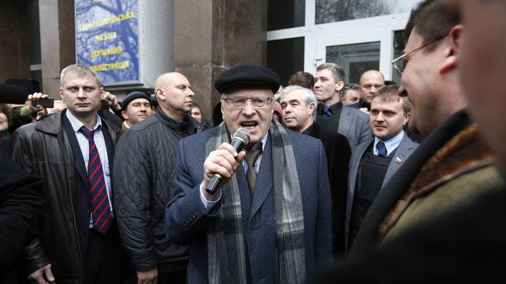 Los ultranacionalistas rusos que 'odian' a España