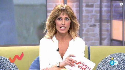 Emma García pide perdón al público por lo que pasó el sábado en 'Viva la vida'