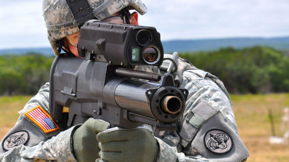 Miras, sensores, drones y robots: la infantería del futuro ya está aquí