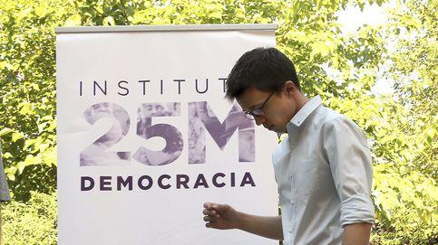 El trabajo estrella en el 'think tank' de Podemos: camarero