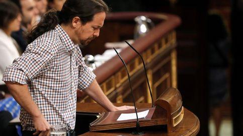 Así ha sido el discurso de Pablo Iglesias durante la segunda votación de investidura