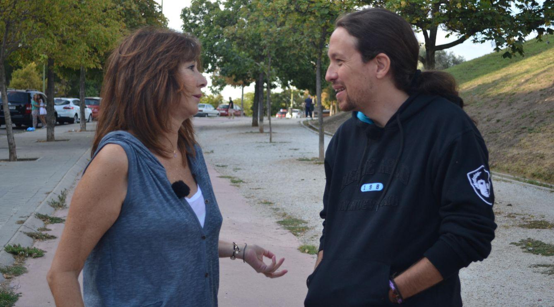 Noticias De Podemos Ana Rosa Desnuda A Pablo Iglesias Metiéndose