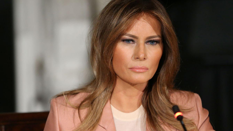 Melania Trump: la amiga y rica heredera que la ha puesto en un gran aprieto