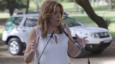 El PSOE andaluz levanta la bandera de la igualdad frente a Cataluña